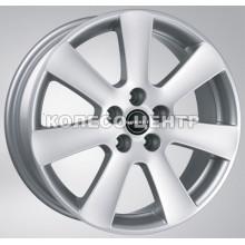Borbet CA 7x16 5x110 ET40 DIA72,6 (crystal silver)