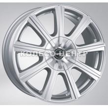 Borbet TS 8,5x19 6x139,7 ET31 DIA67,1 (silver)