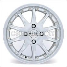 Kormetal KM 967 Superior 7x17 5x120 ET20 DIA72,6 (silver)