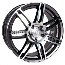 Racing Wheels H-349 7,5x17 5x110 ET37 DIA65,1 (GM/FP)