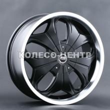 Racing Wheels H-377 8,5x20 5x114,3 ET45 DIA (хром)