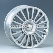 Ronal R39 7,5x17 4x114,3 ET40 DIA76 (silver)