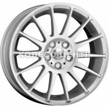 Alessio Monza 7x15 5x110 ET38 DIA (silver)