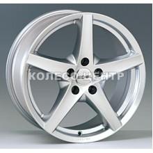 Ronal R41 8x17 5x110 ET35 DIA76 (silver)