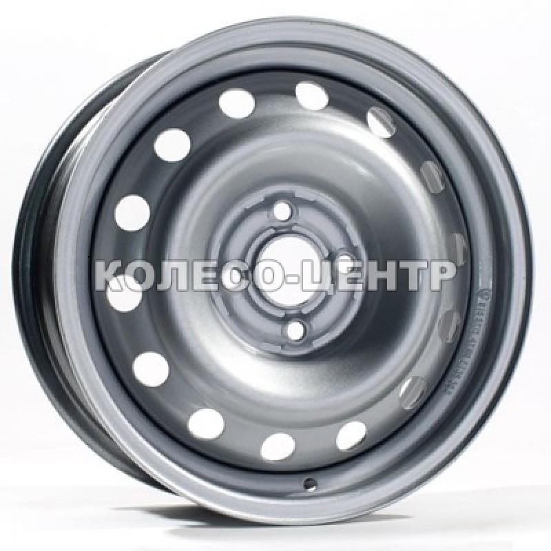 Steel Logan 5,5x14 4x100 ET43 DIA60,1 (black)