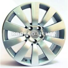 WSP Italy Fiat (W152) Verona 6,5x16 5x110 ET37 DIA65,1 (silver)