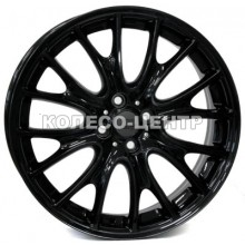 WSP Italy Mini (W1653) Rivers 7x18 4x100 ET52 DIA56,1 (gloss black)