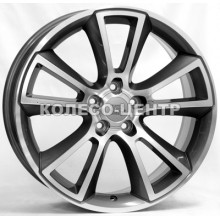 WSP Italy Opel (W2504) Moon 8x18 5x110 ET43 DIA65,1 (anthracite polished)