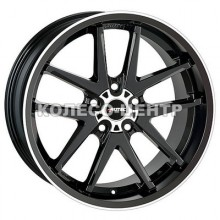 Autec Contest 8,5x18 5x112 ET25 DIA70,1 (black polished)