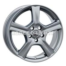 Autec Ionik 7x17 5x105 ET38 DIA56,6 (mystic silver)