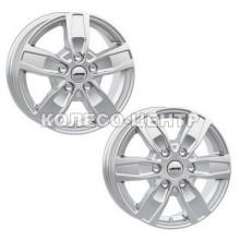 Autec Quantro 6,5x16 5x160 ET60 DIA65,1 (brilliant silver)
