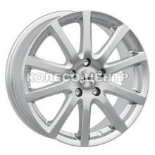 Autec Skandic 7x17 5x105 ET42 DIA56,6 (brilliant silver)