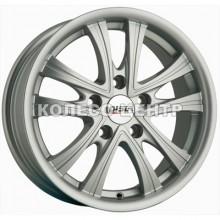 Disla Evolution 7x16 5x110 ET38 DIA65,1 (silver)