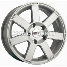 Disla Hornet 7x16 4x114,3 ET38 DIA67,1 (silver)