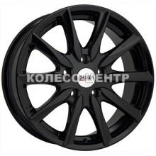 Disla Raptor 7x16 5x98 ET38 DIA58,1 (black)
