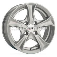 Disla Luxury 7x16 5x98 ET38 DIA58,1 (silver)