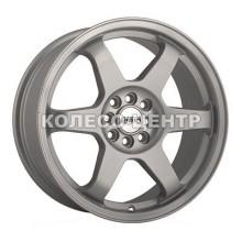Disla JDM 8x18 5x100 ET45 DIA67,1 (silver)