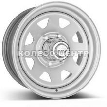 Dotz Dakar 7x16 5x139,7 ET0 DIA110,1 (silver)