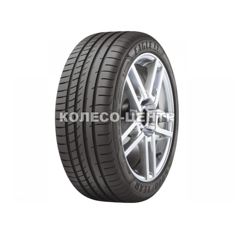 Goodyear Eagle F1 Asymmetric 2 SUV-4X4 265/50 ZR19 110Y XL N1 Колесо-Центр Запорожье