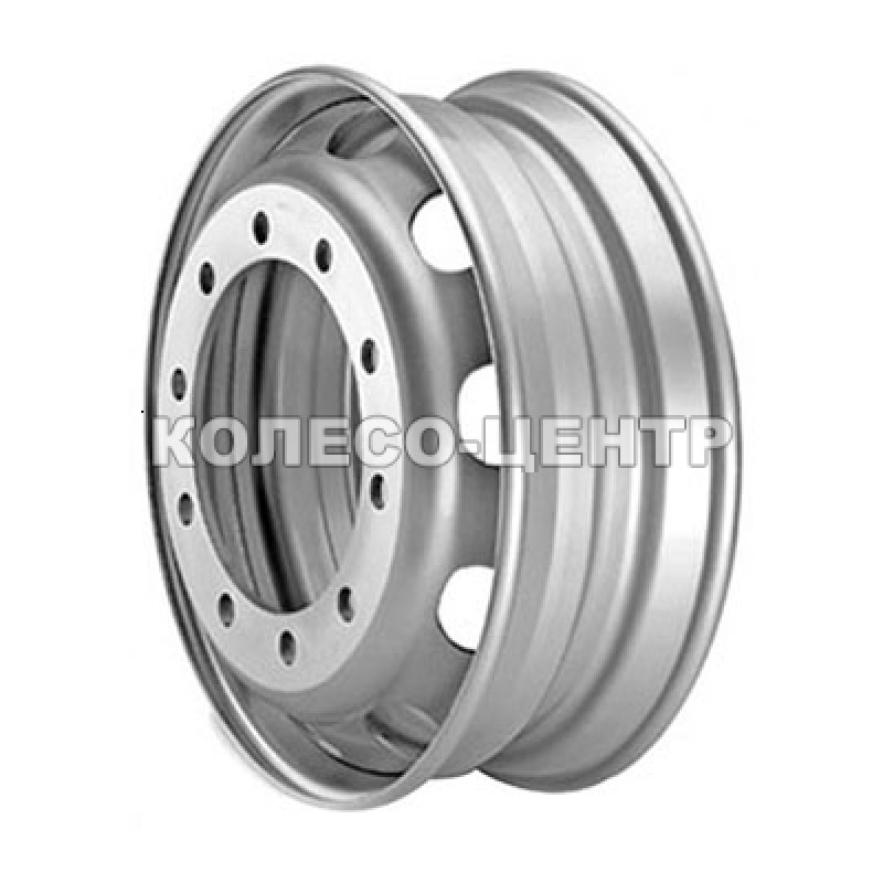 Jantsa Steel 5,5x16 6x205 ET126 DIA161 (silver) Колесо-Центр Запорожье