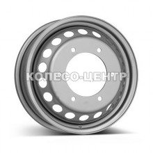 ALST (KFZ) 7870 5,5x16 6x205 ET117 DIA161 (silver)
