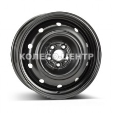 ALST (KFZ) 9552 Subaru 6,5x16 5x100 ET48 DIA56,1 (black)