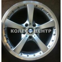 KH KH-510 8,5x18 5x120 ET35 DIA74,1 (silver)