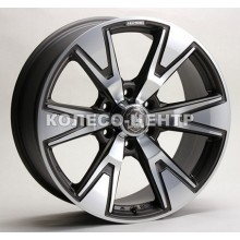 Kosei Defender V6 9x20 6x114,3 ET20 DIA66,1 (AM/GM)
