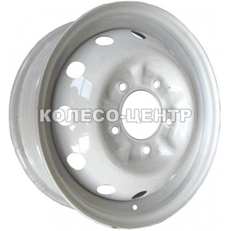 Кременчуг К2121 Нива (ВАЗ 2121) 5x16 5x139,7 ET58 DIA98,1 (white)