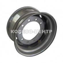 OGreen Steel 6,75x19,5 6x222,25 ET140 DIA164