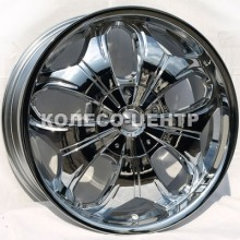 Racing Wheels H-377 8,5x20 5x130 ET45 DIA71,6 (chrome)