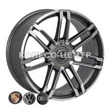 Replica Audi (FR683) 9,5x20 5x130 ET50 DIA71,6 (MGF)