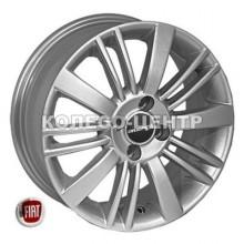 Replica Fiat (FR022) 6x15 4x98 ET38 DIA58,1 (silver)