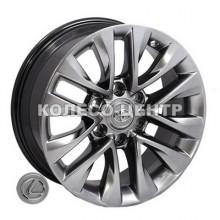 Replica Lexus (D6073) 7,5x18 6x139,7 ET25 DIA106,1 (HB)