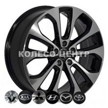 Replica Mazda (Z1212) 7,5x19 5x114,3 ET45 DIA67,1 (BMF)