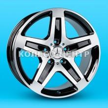 Replica Mercedes (A-R775) 9,5x19 5x130 ET50 DIA84,1 (BF)