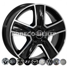 Replica Mercedes (BK473) 6,5x15 5x130 ET54 DIA84,1 (BP)