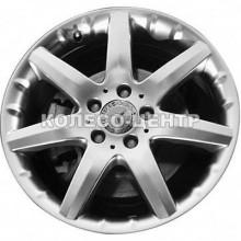 Replica Mercedes (C230) 7,5x17 5x112 ET37 DIA66,6 (silver)