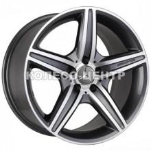 Replica Mercedes (CT1402) 8x17 5x112 ET45 DIA66,6 (GMF)