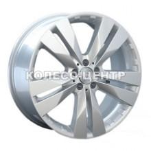 Replica Mercedes (MB78) 8,5x20 5x112 ET56 DIA66,6 (silver)