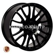 Replica Porsche (FR789) 9x20 5x130 ET57 DIA71,6 (matt black)