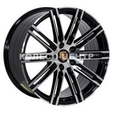 Replica Porsche (FR947) 8,5x19 5x130 ET50 DIA71,6 (BMF)