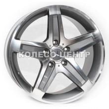 Replica Mercedes (RZE185) 9x19 5x130 ET45 DIA84,1 (MG)