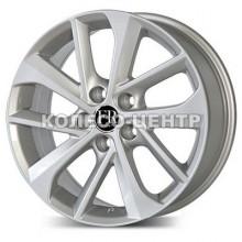 Replica Toyota (TY5110) 7x17 5x100 ET38 DIA60,1 (hyper silver)