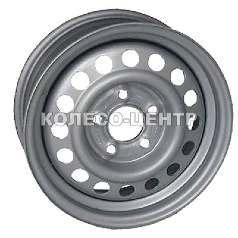 Steel ДК 3x13 3x256 ET30 DIA228 (silver) Колесо-Центр Запорожье