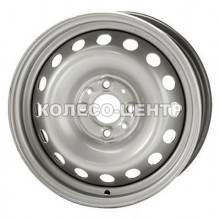Steel Mitsubishi 6x15 4x114,3 ET45 DIA67,1 (silver)