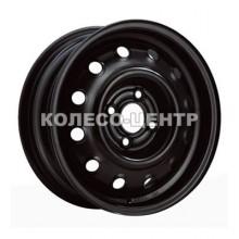 Steel Peugeot 6x15 4x108 ET18 DIA65,1 (black)