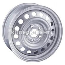 Steel Skoda 5x14 5x100 ET35 DIA57,1 (silver)