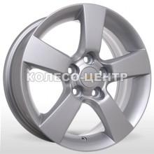 Storm SLR-5090 6x15 5x105 ET39 DIA56,6 (silver)