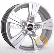 Storm YQR-019 6,5x15 5x105 ET39 DIA56,6 (silver)